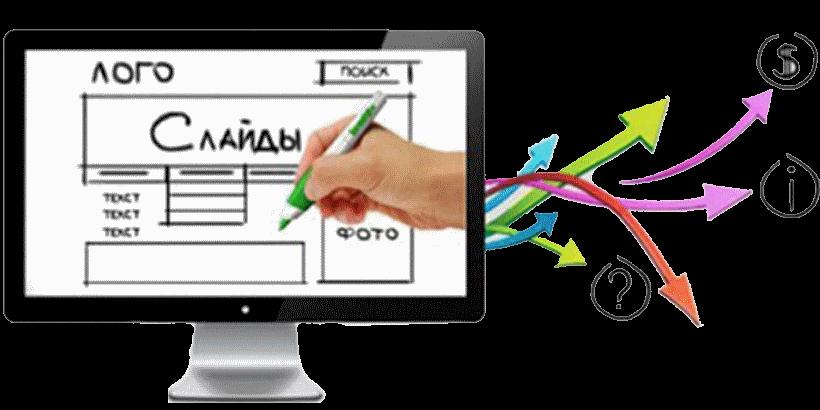 Создание сайтов в Киеве